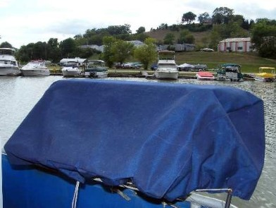 Boat Grill Cover