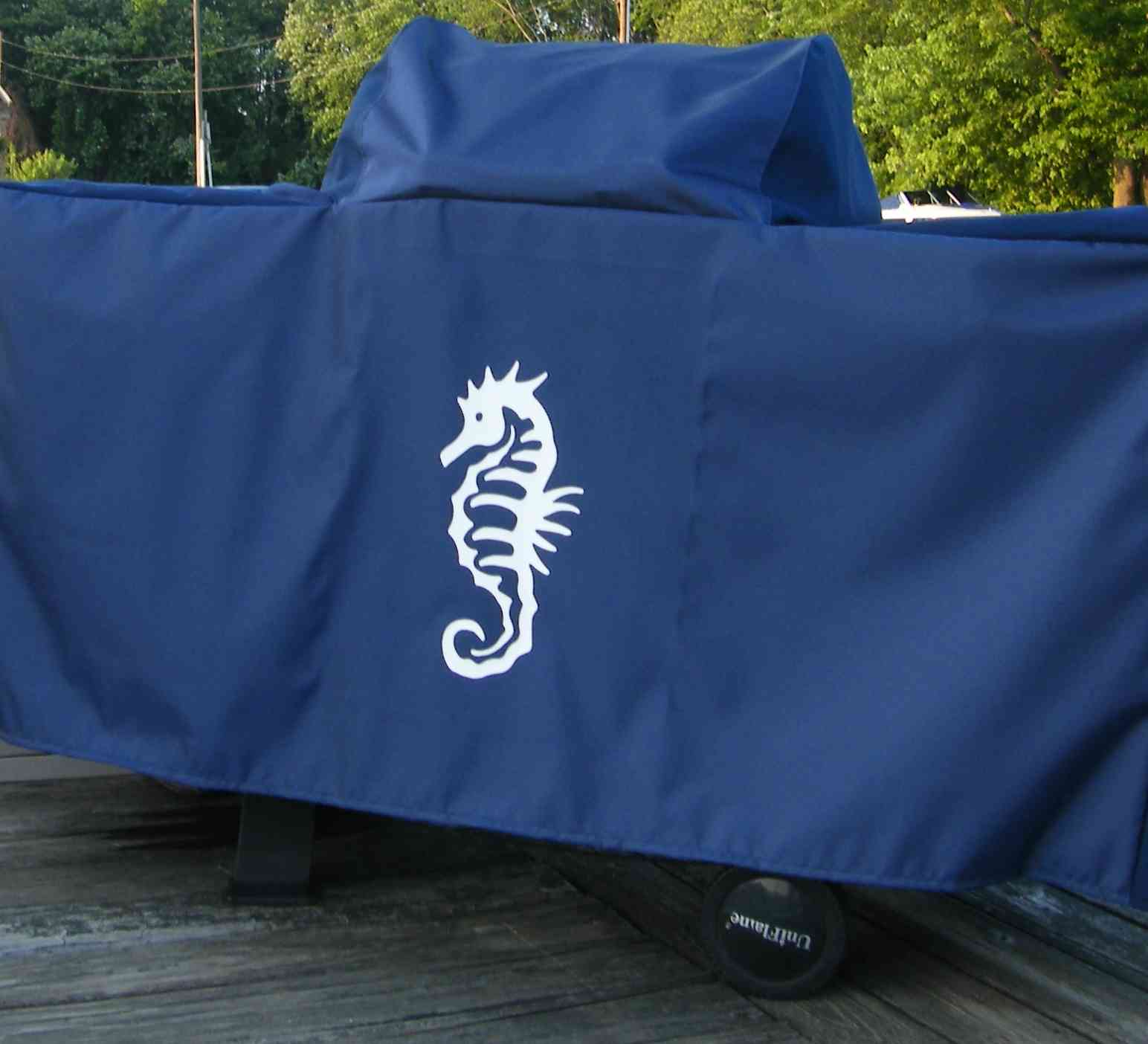 Custom Grill Covers